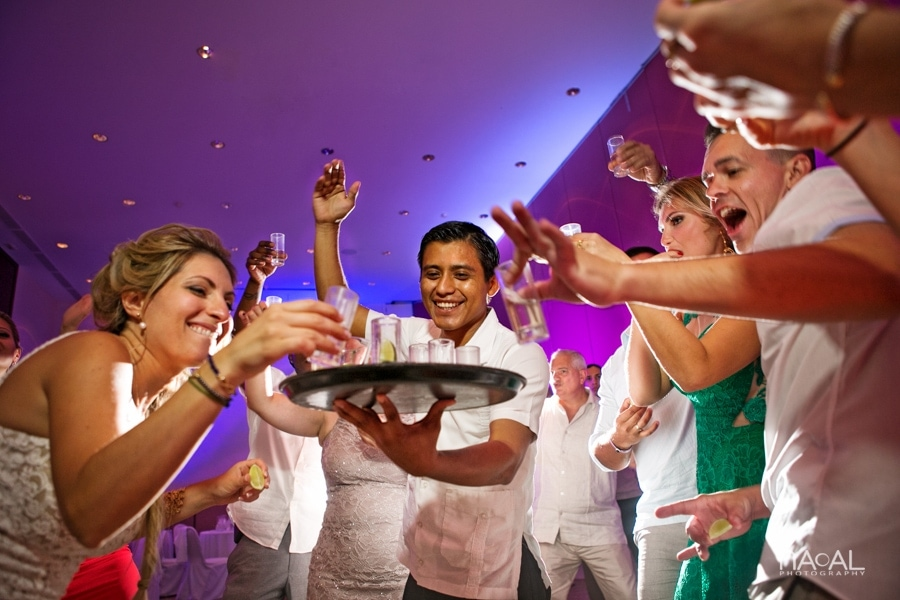 Diego & Theresa -  - Excellence Playa Mujeres cancun 33