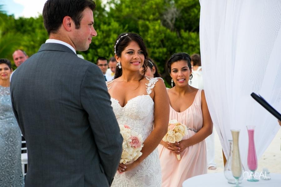 Monica & Neil -  - grand coral beach club wedding 12