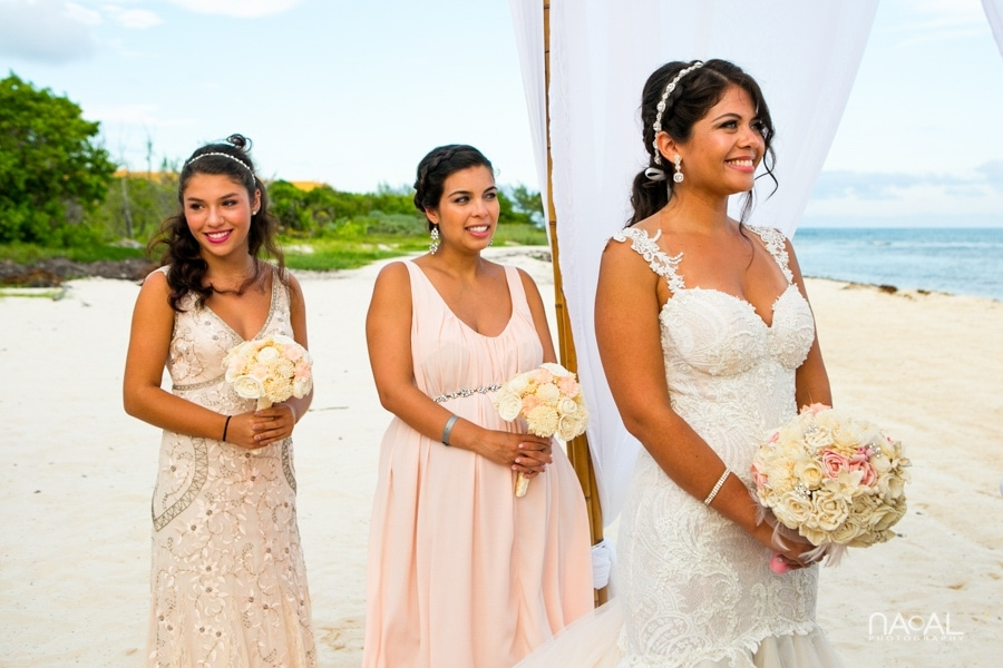 Monica & Neil -  - grand coral beach club wedding 13