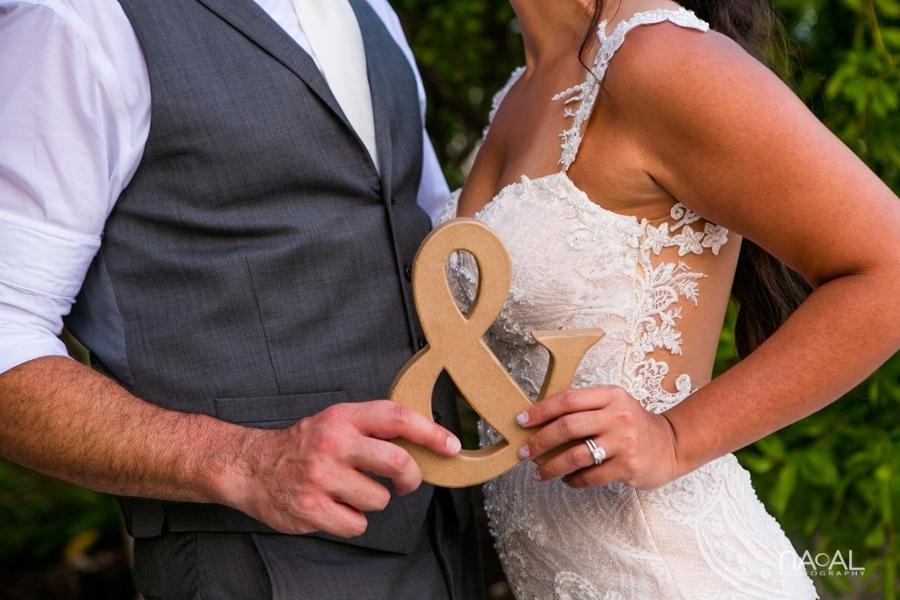 Monica & Neil -  - grand coral beach club wedding 20