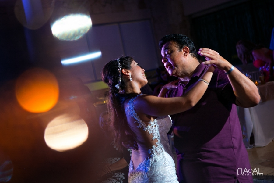 Monica & Neil -  - grand coral beach club wedding 26