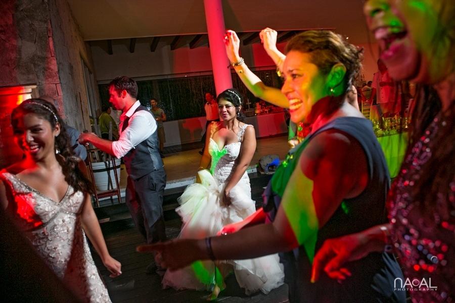 Monica & Neil -  - grand coral beach club wedding 29