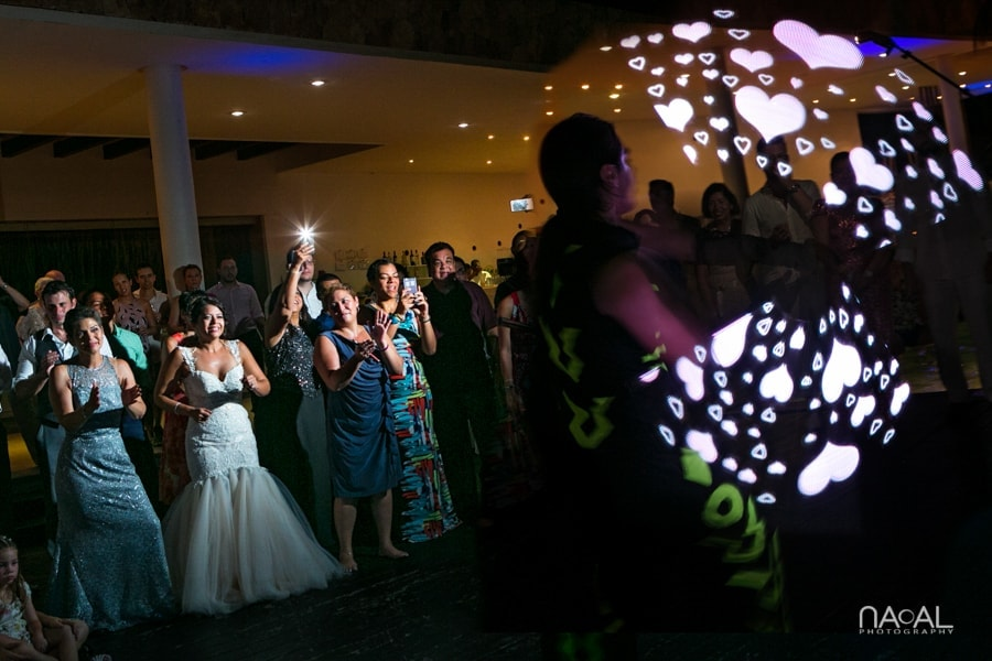 Monica & Neil -  - grand coral beach club wedding 31