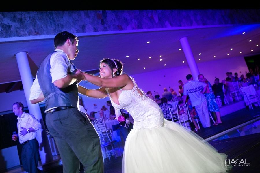 Monica & Neil -  - grand coral beach club wedding 38
