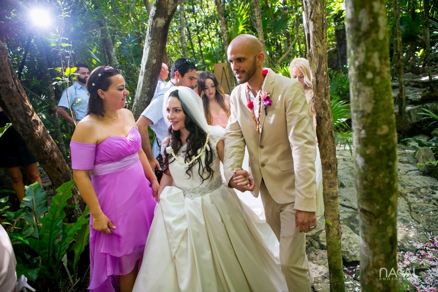 Intimate Cenote Mayan Wedding -  - Naal Wedding 851