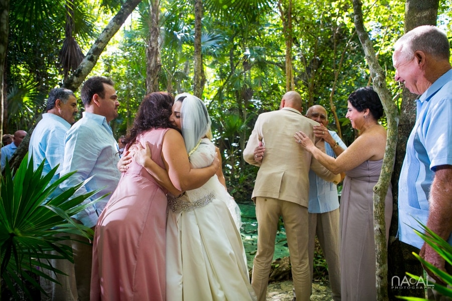 Intimate Cenote Mayan Wedding -  - Naal Wedding 901