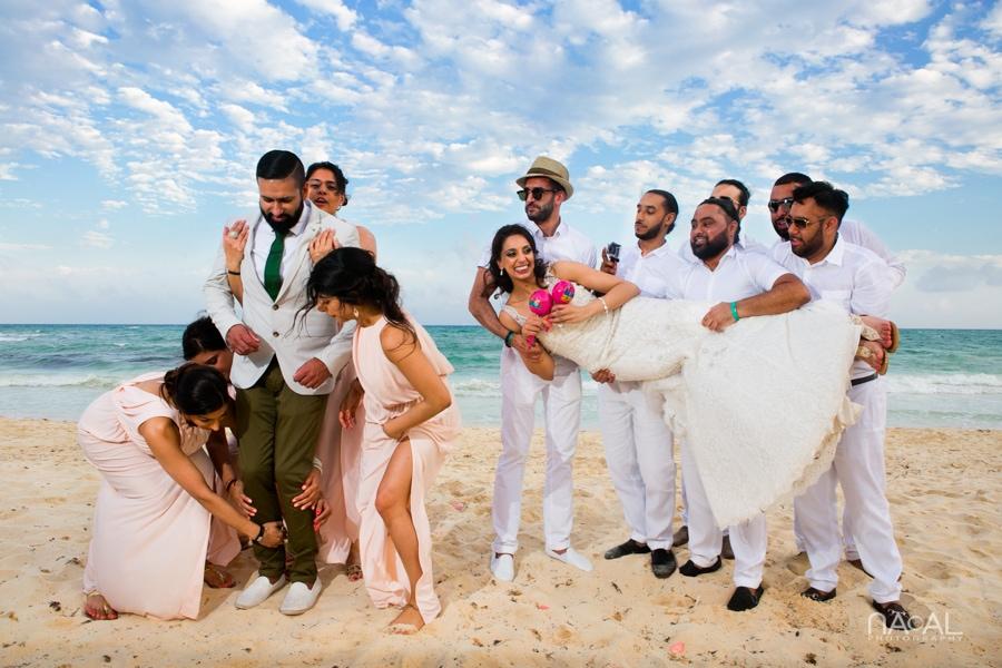 Sharon & Bob -  - Naal Wedding Photography 180