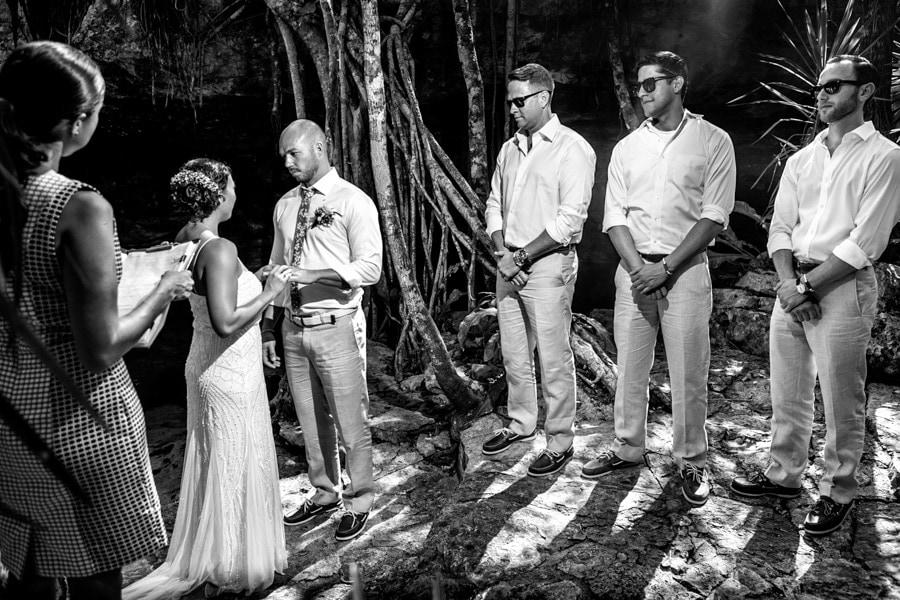 Cenote wedding -  - Naal Wedding Photography 51