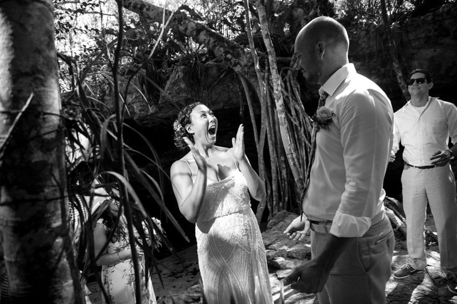 Cenote wedding -  - Naal Wedding Photography 55