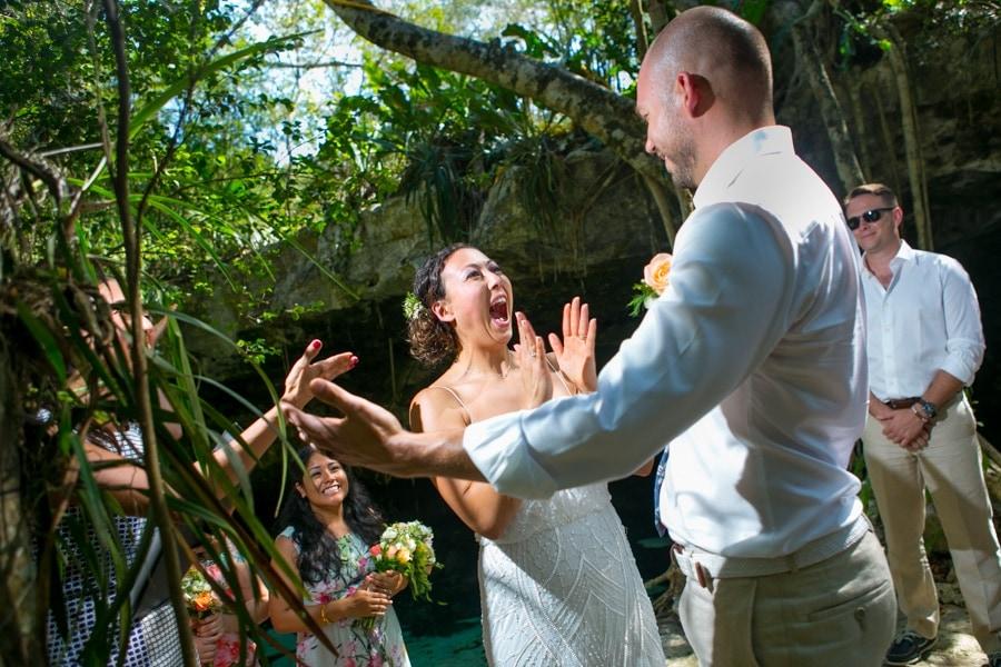 Cenote wedding -  - Naal Wedding Photography 56