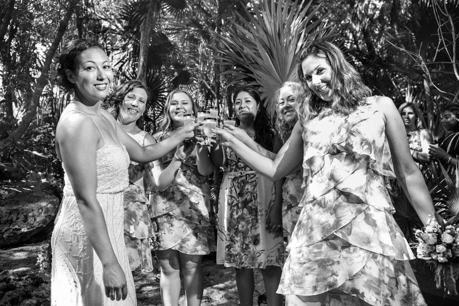 Cenote wedding -  - Naal Wedding Photography 74