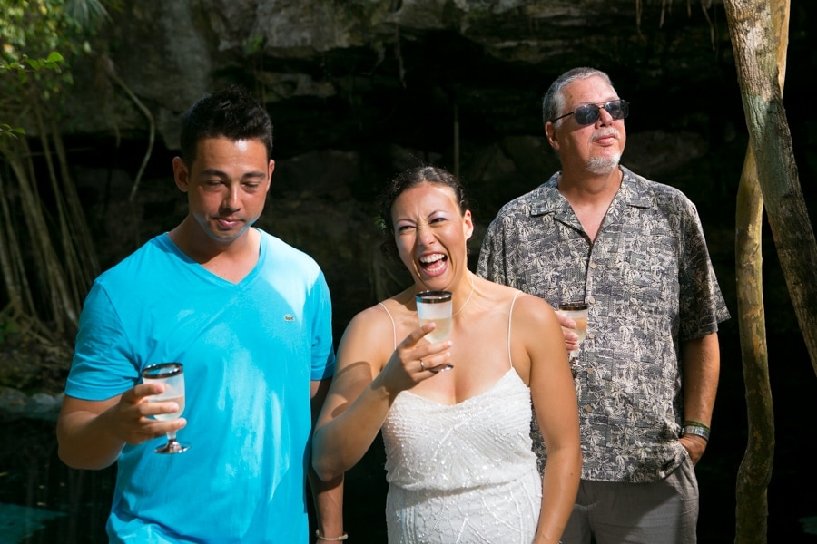 Cenote wedding -  - Naal Wedding Photography 78