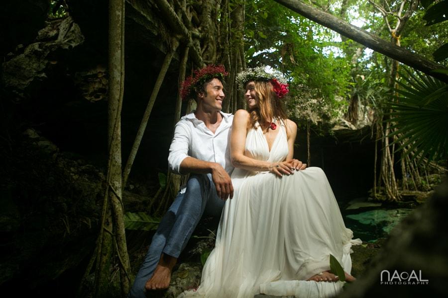 Mrs & Mr Wilson -  - Naal Wedding Photo 110