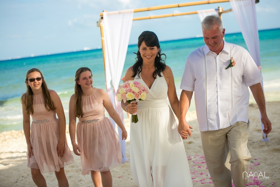 wedding grand coral beach club -  - Naal Wedding Photography 45