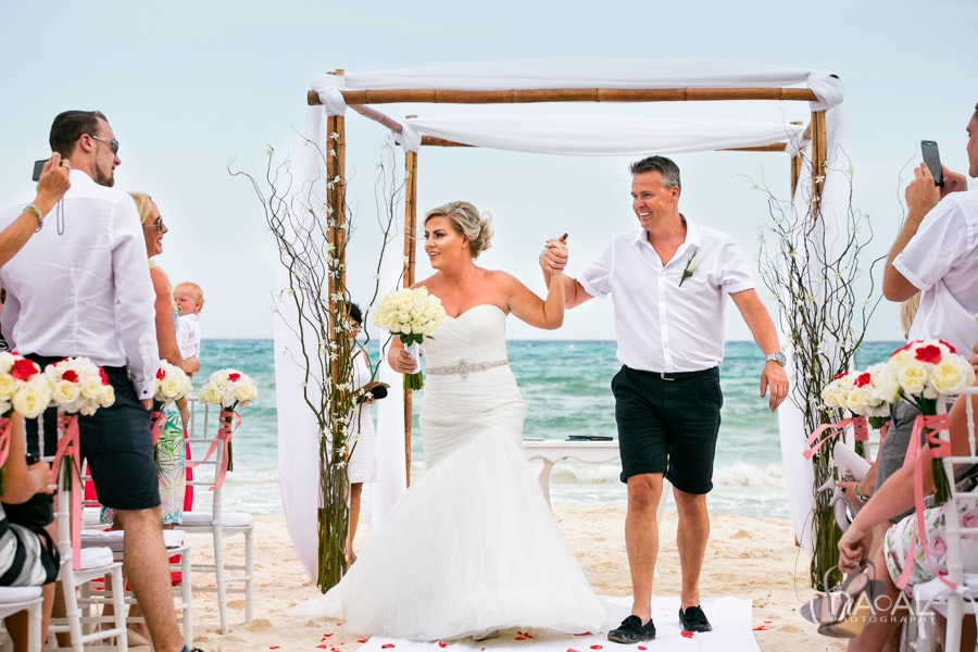 Grand Coral Beach Club -  - Naal wedding Photography 155
