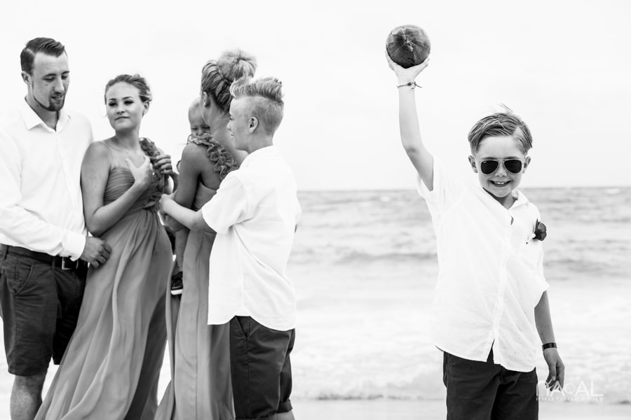 Grand Coral Beach Club -  - Naal wedding Photography 191