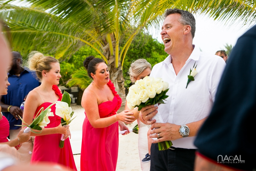 Grand Coral Beach Club -  - Naal wedding Photography 206