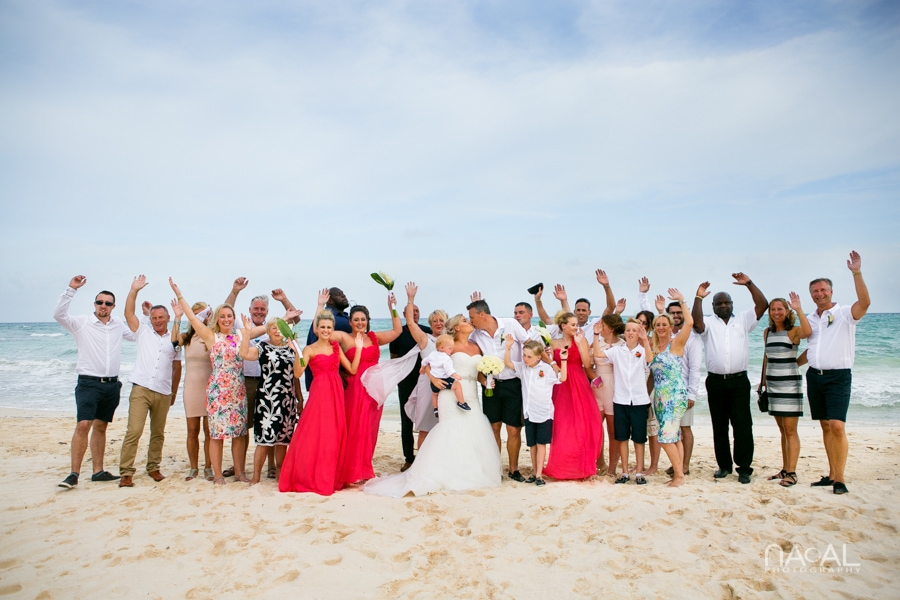 Grand Coral Beach Club -  - Naal wedding Photography 208