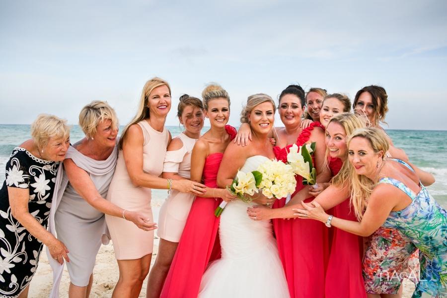 Grand Coral Beach Club -  - Naal wedding Photography 227