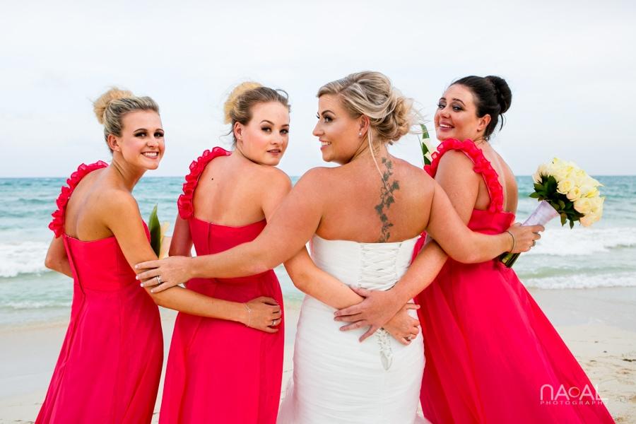 Grand Coral Beach Club -  - Naal wedding Photography 260