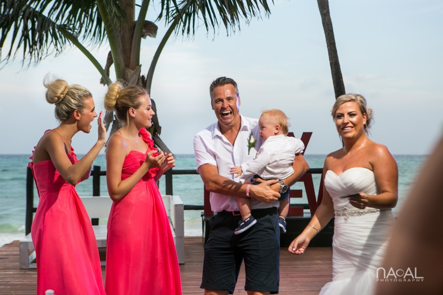 Grand Coral Beach Club -  - Naal wedding Photography 326