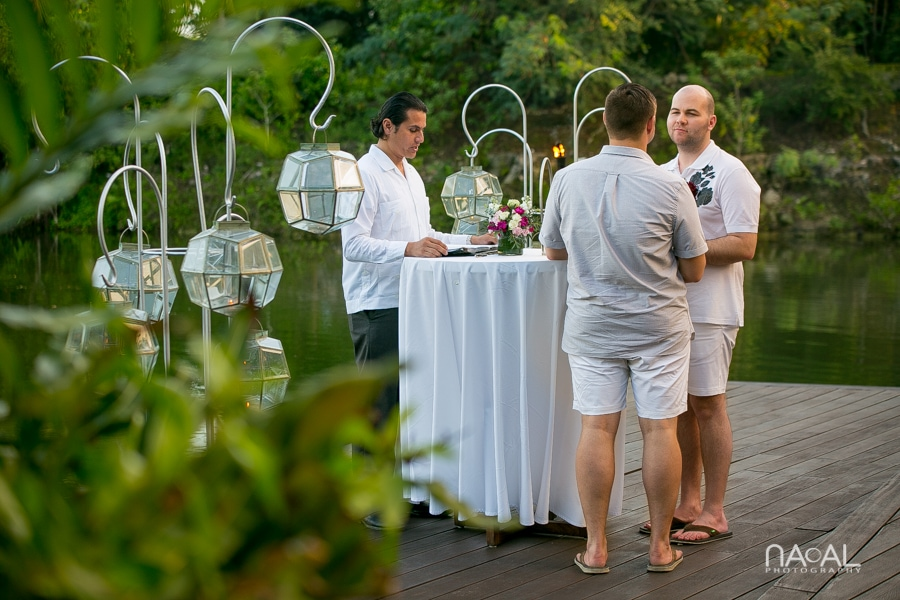LGBT Elopement  Rosewood Mayakoba -  - Naal Wedding Photo 19 2