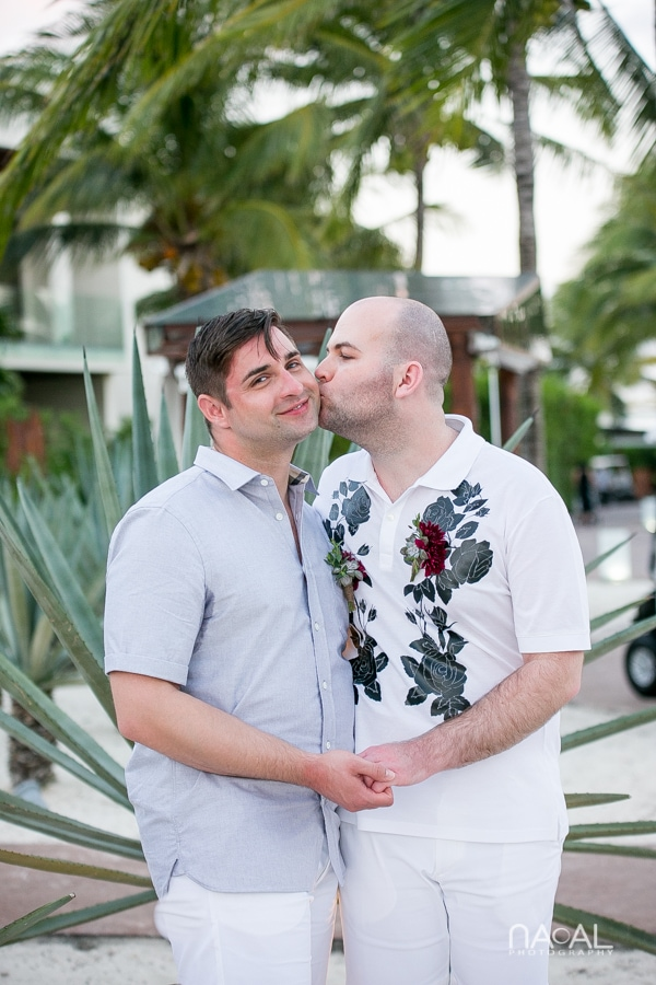 LGBT Elopement  Rosewood Mayakoba -  - Naal Wedding Photo 291