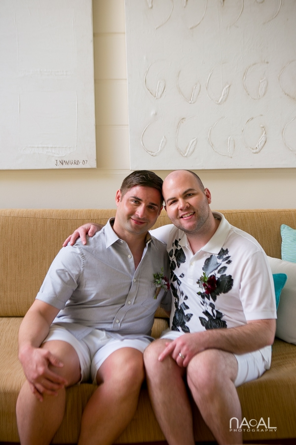 LGBT Elopement  Rosewood Mayakoba -  - Naal Wedding Photo 3 2