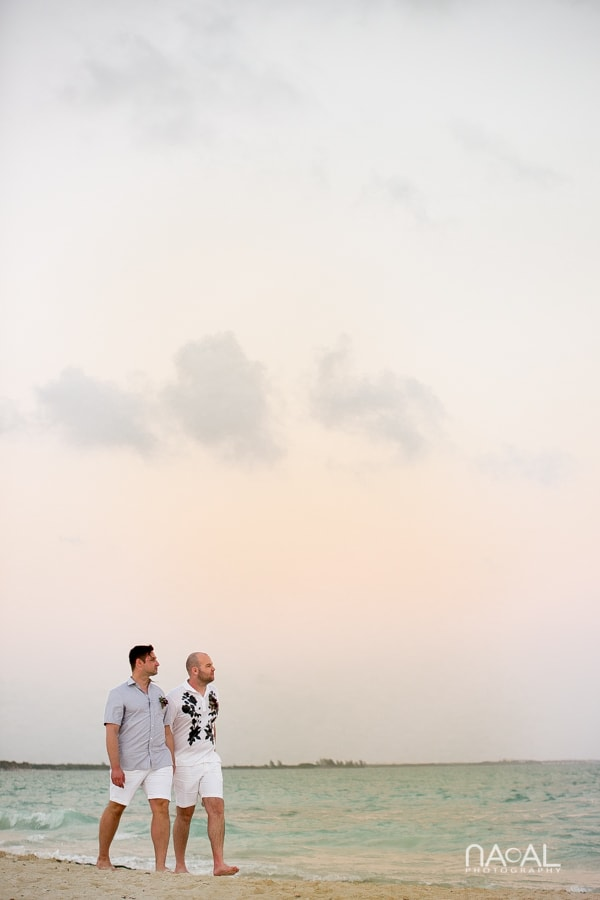LGBT Elopement  Rosewood Mayakoba -  - Naal Wedding Photo 38