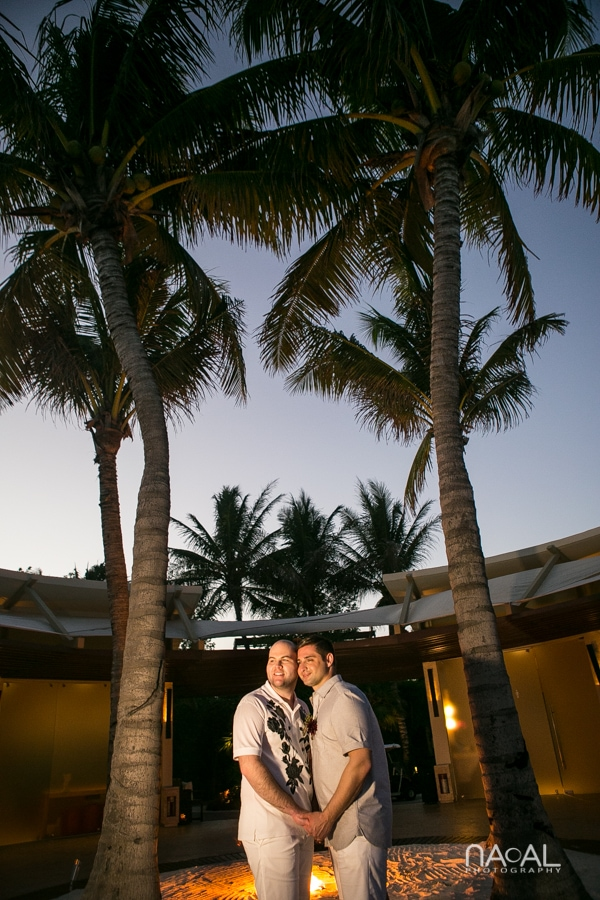LGBT Elopement  Rosewood Mayakoba -  - Naal Wedding Photo 421