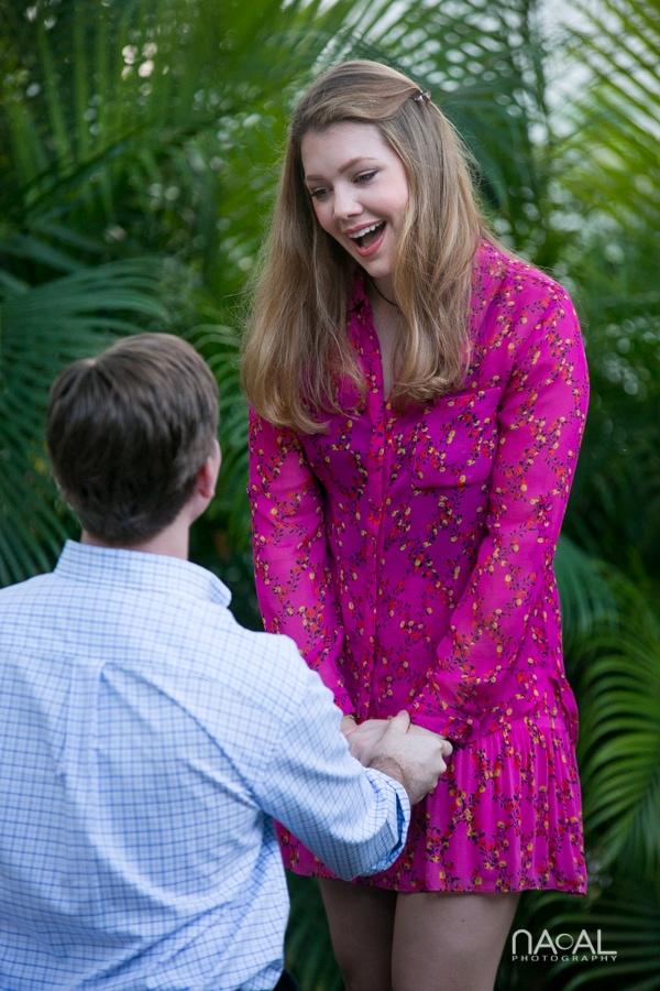 Wedding proposal Rosewood -  - Naal Wedding 12