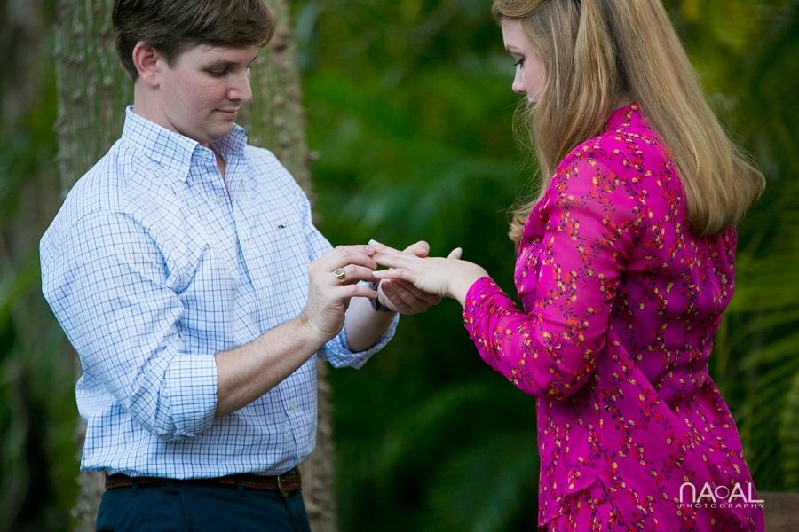 Wedding proposal Rosewood -  - Naal Wedding 15