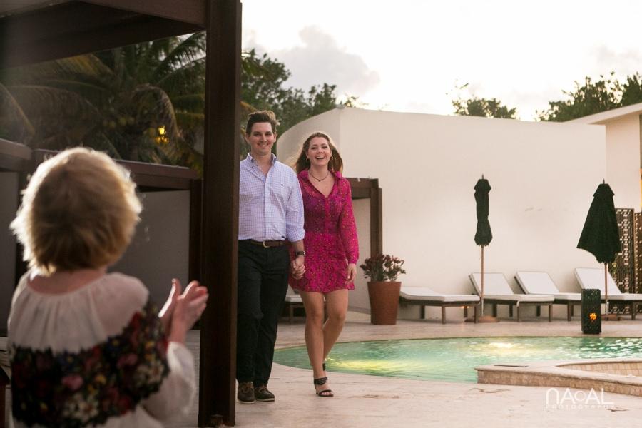 Wedding proposal Rosewood -  - Naal Wedding 26 2
