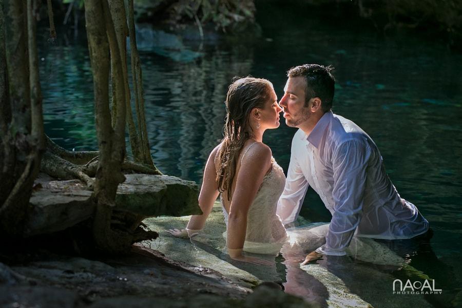 Stephanie & Mike -  - Naal Wedding Photo 11