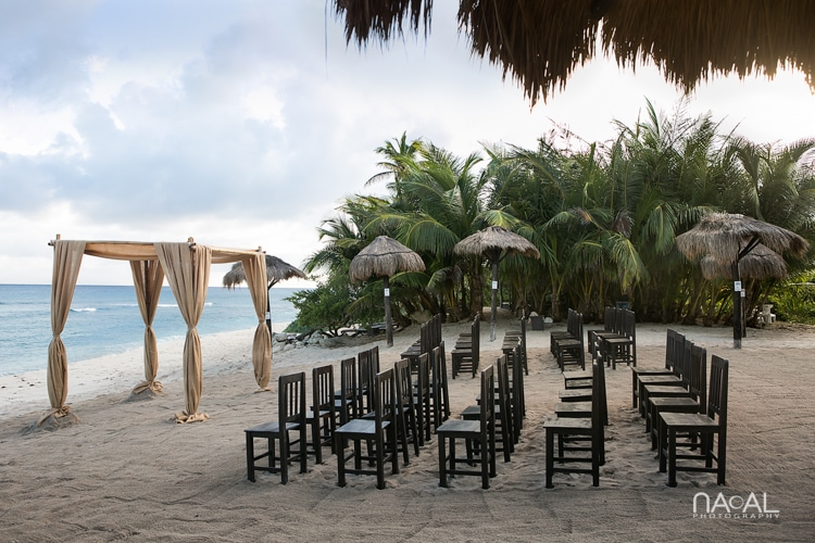 Blue Venado Beach Club -  - Naal Wedding Photo 113