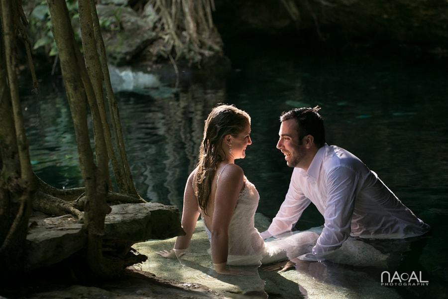 Stephanie & Mike -  - Naal Wedding Photo 12
