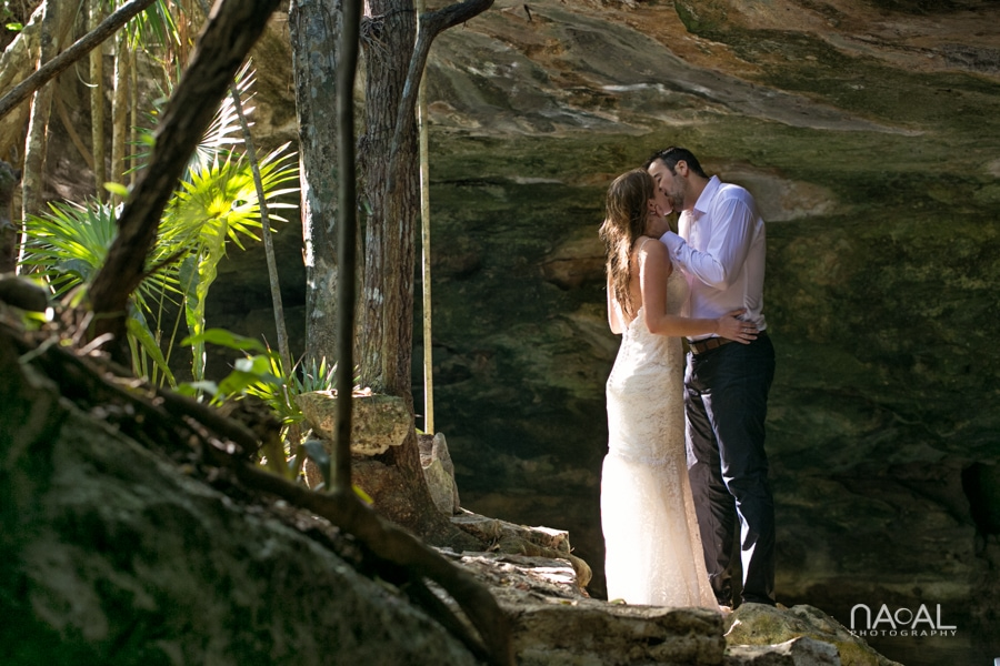 Stephanie & Mike -  - Naal Wedding Photo 13