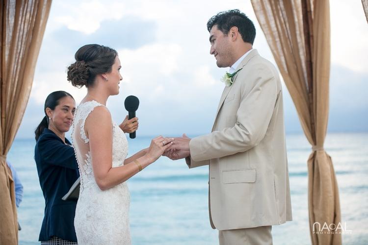 Blue Venado Beach Club -  - Naal Wedding Photo 138