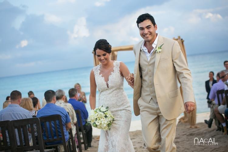 Blue Venado Beach Club -  - Naal Wedding Photo 157