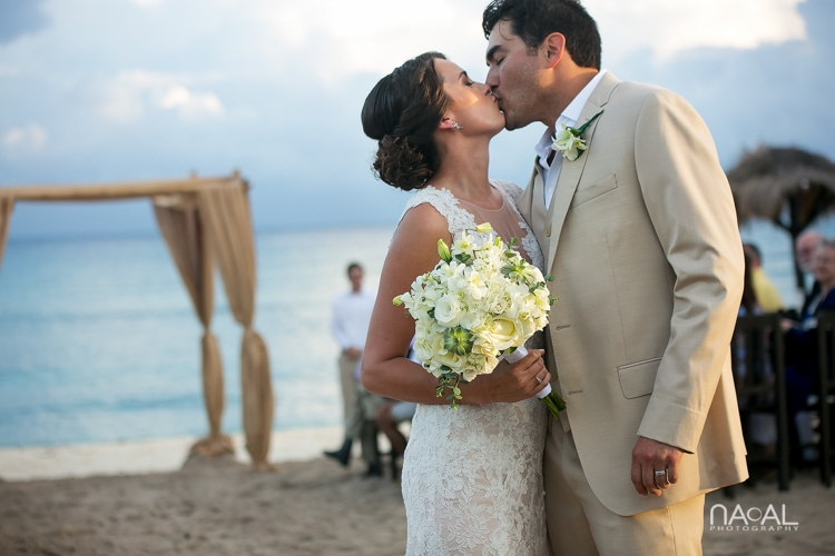 Blue Venado Beach Club -  - Naal Wedding Photo 160