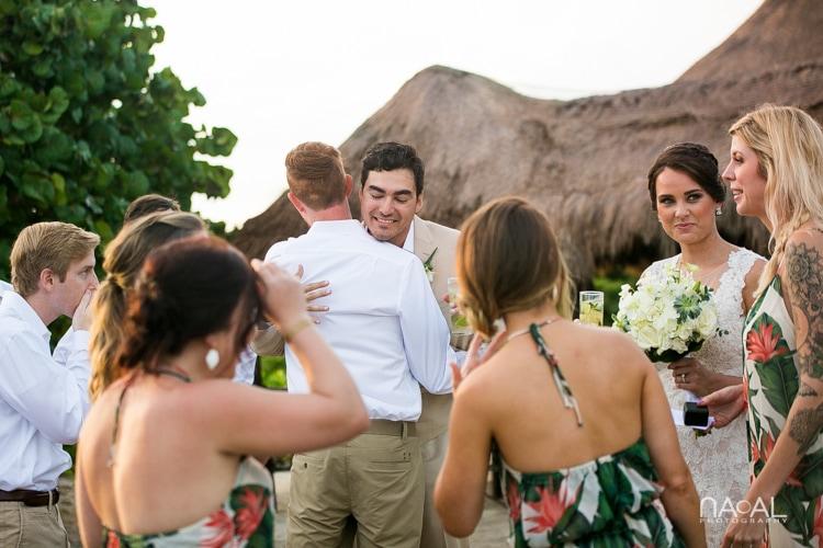 Blue Venado Beach Club -  - Naal Wedding Photo 178