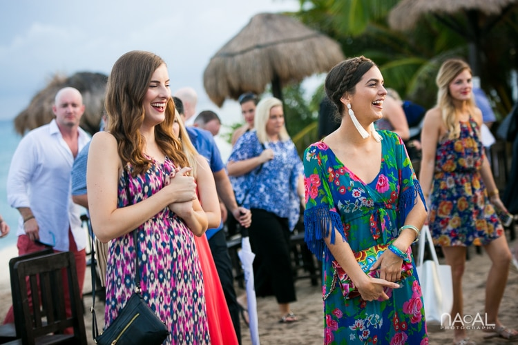 Blue Venado Beach Club -  - Naal Wedding Photo 1821