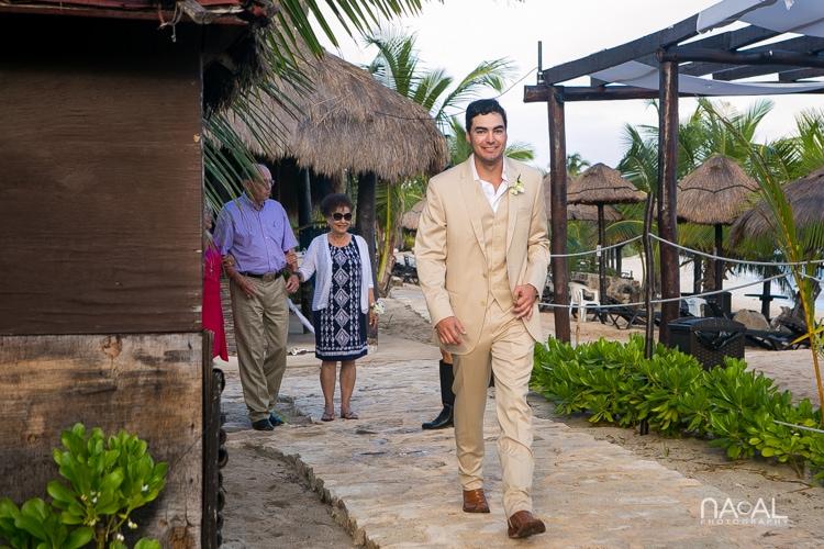 Blue Venado Beach Club -  - Naal Wedding Photo 221