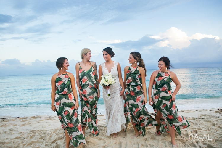 Blue Venado Beach Club -  - Naal Wedding Photo 228