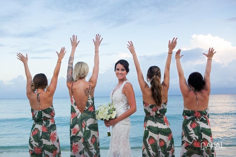 Blue Venado Beach Club -  - Naal Wedding Photo 236