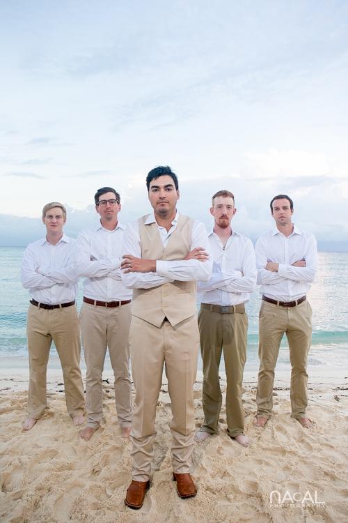 Blue Venado Beach Club -  - Naal Wedding Photo 249