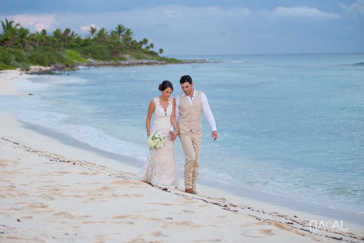 Blue Venado Beach Club -  - Naal Wedding Photo 250