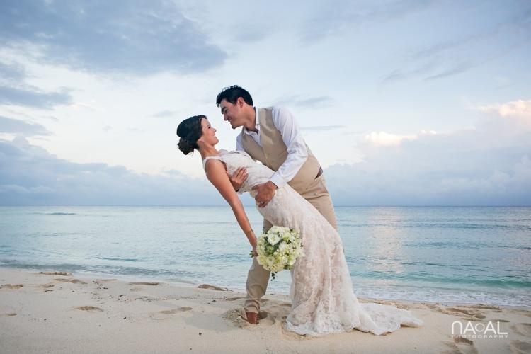 Blue Venado Beach Club -  - Naal Wedding Photo 259