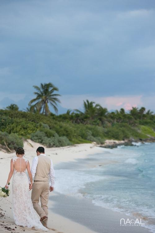 Blue Venado Beach Club -  - Naal Wedding Photo 260