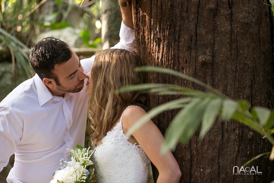 Stephanie & Mike -  - Naal Wedding Photo 3